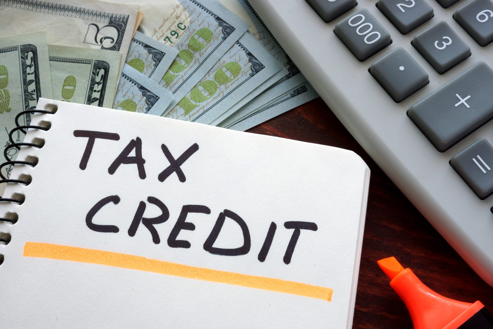 Orange County CPA | Tax Credit