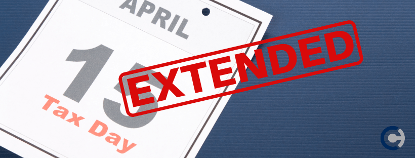 Tax Filing Deadline Officially Extended