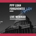 PPP Loan Forgiveness Up - CAPATAdates