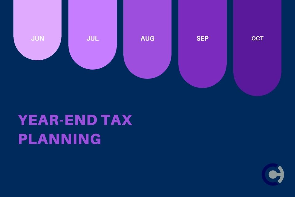 Year-end Tax Planning - CAPATA
