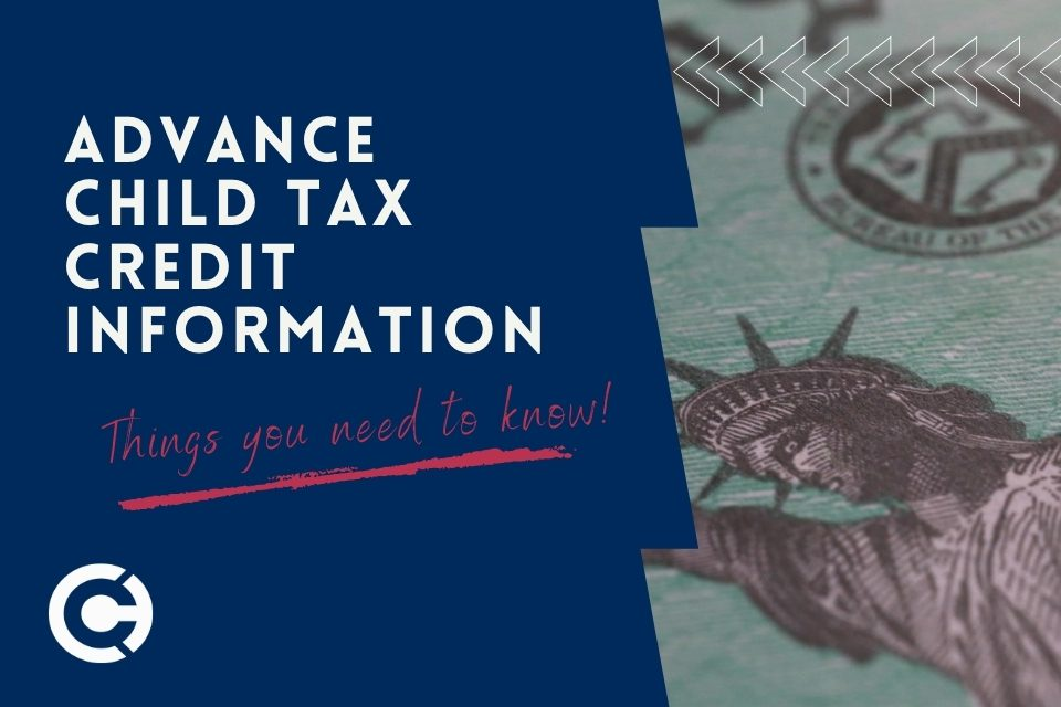 Advance Child Tax Credit information - CAPATA CPA